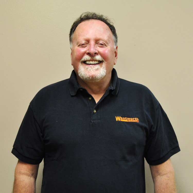 Profile Photo of Ken Rochwerg, owner of Wentworth Metal Recycling.