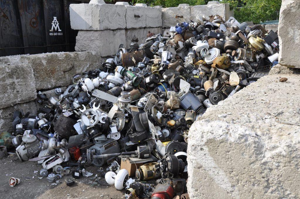 Household Scrap Metal Niagara Region.